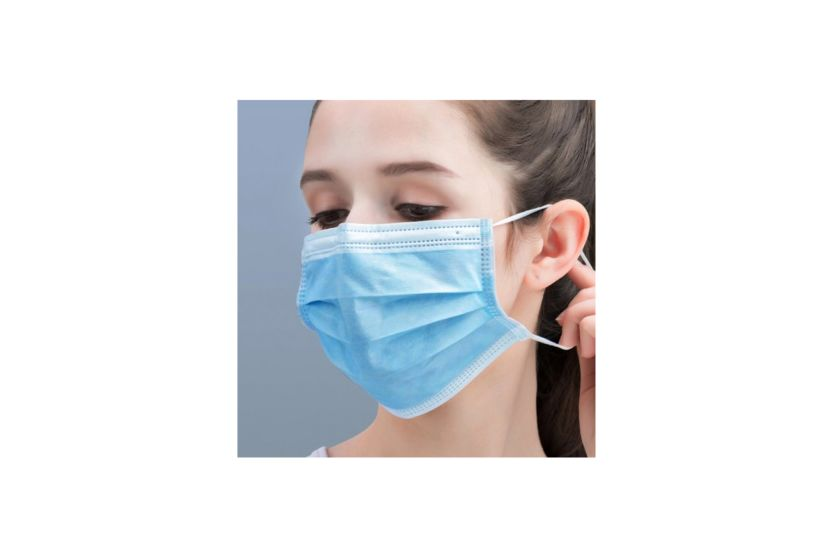 Kibernetik Hygienemaske 3-Lagig 17.5 x 9cm, 50 Stück