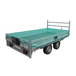 Kibernetik Cargo Netz 150 x 220 cm, mit Gummizug
