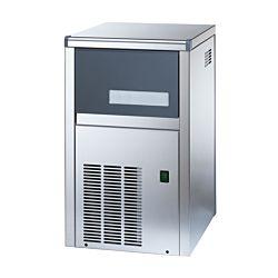 017300 Kibernetik Machine à glace pro 22kg/jour, 4kg réservoir cubes pleins