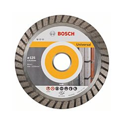 Bosch Disque à tronçonner diamanté Universal 125 mm
