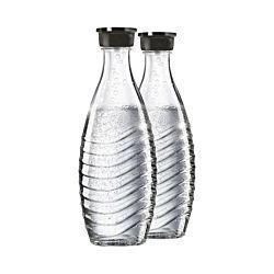 Sodastream Carafe en verre 2 x 600 ml