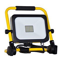 Forsberg Projecteur LED 30 Watt, avec support