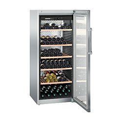 Liebherr Cave à vin climatique WKes 4552 GrandCru 201 bouteilles A+, 1 zone