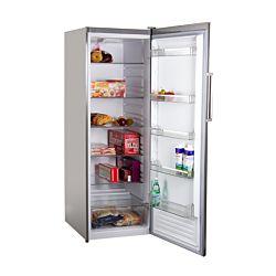 Coldtec Kühlschrank 335 Liter Chromstahl