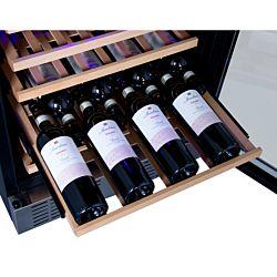 Kibernetik Etagère pour cave à vin climatique 93 bouteilles