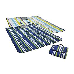 FS-STAR Strand- und Picknickdecke, 175 x 135 cm