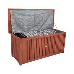 Contini Sitzkissenbox aus Akazienholz, geölt