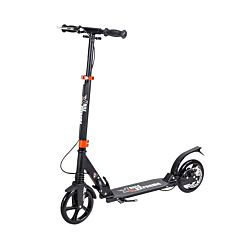 NILS extreme Scooter mit Handbremse, 200 mm