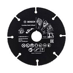 Bosch Disque de coupe Carbide Multi Wheel 125 mm