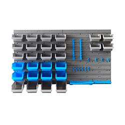Kinzo Werkzeugwand 43-teilig