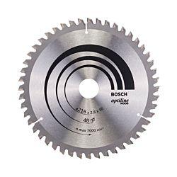 Bosch Kreissägeblatt Optiline Wood 216 mm