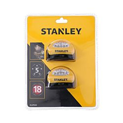 Stanley Lampe frontale LED jaune, 2 pièces