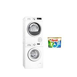 Bosch WTH85V50CH & WAJ280V0CH Waschturm