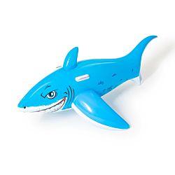 Bestway Schwimmtier Weisser Hai, 157 x 94 cm