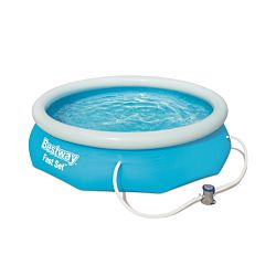 Bestway Set de piscine Fast Ø 305 x 76 cm