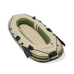 Bestway Schlauchboot Hydro Force Voyager 300 für 2 Personen, 243 x 102 cm