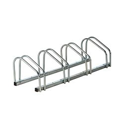 DUNLOP Support pour quatre bicyclettes