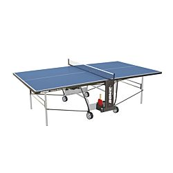 DONIC Tischtennistisch Indoor Roller 800, blau