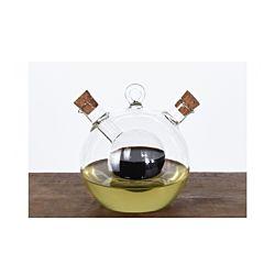 FS-STAR Öl- und Essigflasche 2 in 1, 350 ml