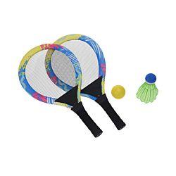 FS-STAR Tennis-Set, 4-teilig