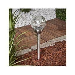 KynastGarden Lampe globe en verre solaire LED