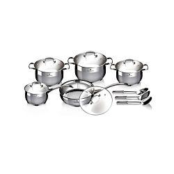 Blaumann Set de casseroles 13 pièces inox Gourmet LIne