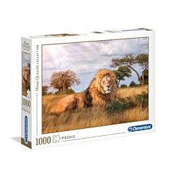 Clementoni Puzzle Der König der Löwen, 1000-teilig