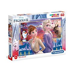 Clementoni Puzzle Frozen II, 60-teilig
