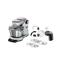 Bosch MUM9AX5S00 Küchenmaschinen Set inkl. MUZ9VL Vegi-Multimixer 5versch. Scheiben