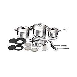 Blaumann Set de cuisine Gourmet Line, 15 pièces