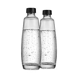 SodaStream DUO Carafe en verre 1L paquet duo
