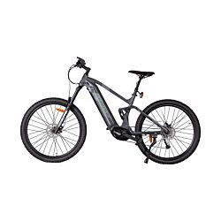 Phoenix E-Full Suspension Mountainbike LSM018-500W / 614.4 Wh