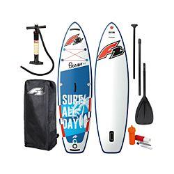 F2 iSUP Ocean kids boy 250x66x10cm bleu