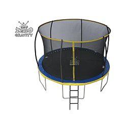 Zero Gravity Trampolin Ultima 4 mit Sicherheitsnetz ø 366cm