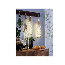 dameco Eclairage décoratif pour bouteilles, LED