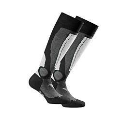 Rohner Socken Herren Ski 2er Pack hellgrau Gr.39/42