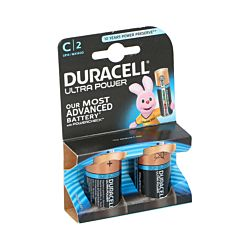 Duracell Pile Ultra Power R14/C