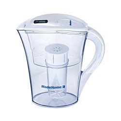 Pichet filtre à eau, 2 litres