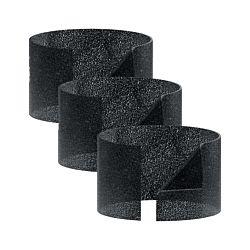 TruSens Filtre de charbon actif 3 piècees pour purificateur d'air Z-1000