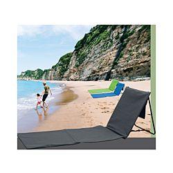 FS-STAR Strandstuhlmatte mit Rückenlehne in 3 Farben