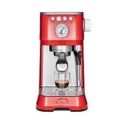 Solis Kaffeemaschine Barista Perfetta Plus red