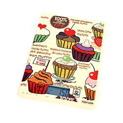 Adler Balance de cuisine Muffin design