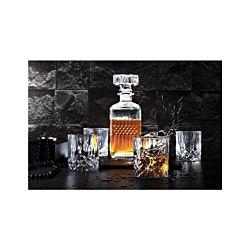 Berlinger Haus 5-teiliges Whiskey Set Black Silver Collection