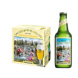 Appenzeller Bier Zitronen Panaché 6 x 33 cl