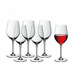 WMF Rotweinglas EasyPlus 6tlg