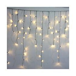 Ekström LED Lichtervorhang Outdoor 100 LED mit 15 Strängen 175 x 120 cm