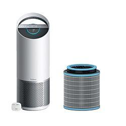 TruSens SET Luftreiniger Z-3000EU + HEPA Filter gegen Pollenalergie