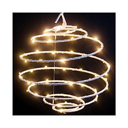 FS-STAR Lampe en spirale LED outdoor