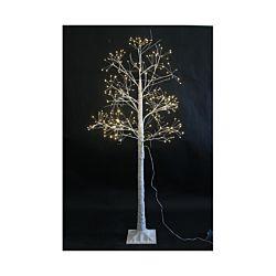 dameco LED Birken Baum Flower