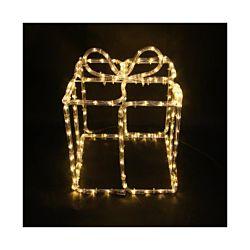 dameco LED Éclairage de Noël forme cadeau